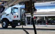 DFS fueling using safety as priority
